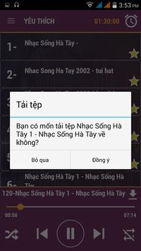 Nhac Song Ha Tay apk screenshot