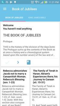 Book of Jubilees poster
