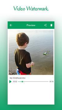 Video Watermark - Add Watermark in Video apk screenshot