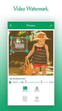 Video Watermark - Add Watermark in Video poster