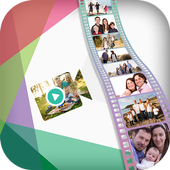 Family Video Maker With Song icon