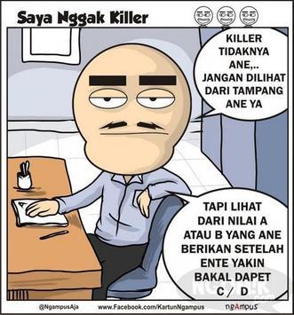 Komik Ngampus #1 poster