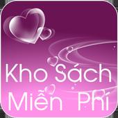 Kho sach mien phi offline icon