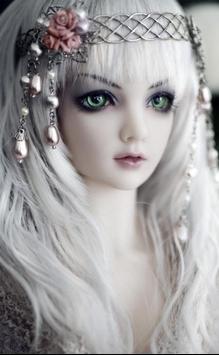 Tile Puzzle - Beautiful Dolls apk screenshot