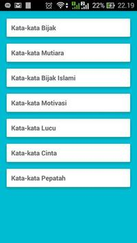 Kata Kata Bijak Apk App Free Download For Android