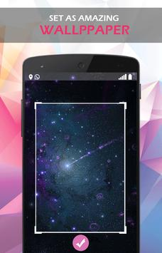 Shiny Galaxy Wallpaper apk screenshot