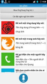 Việt Command Trợ lí ảo ViệtNam poster