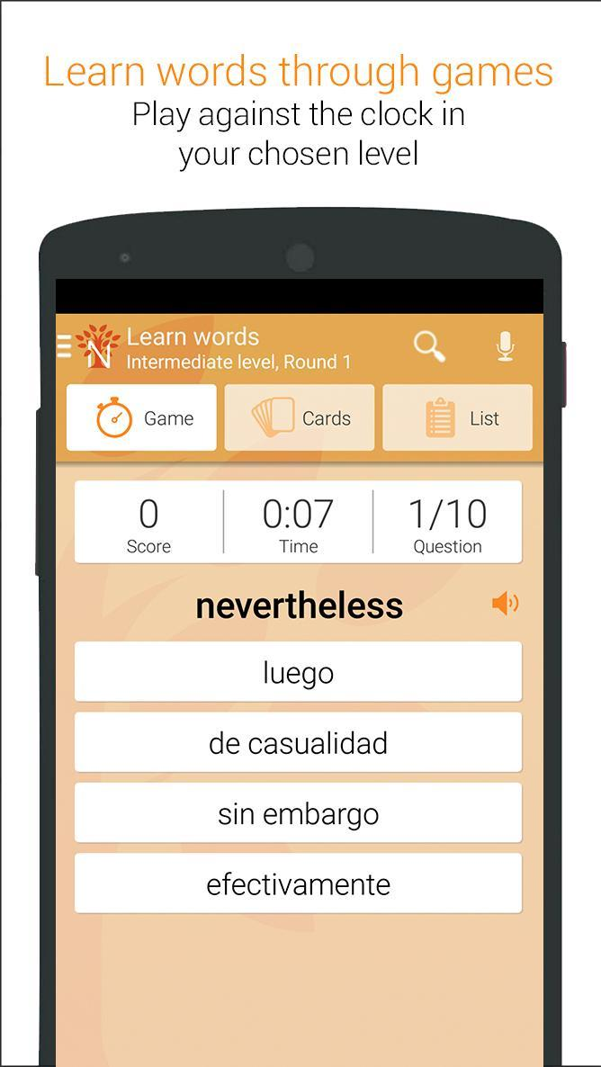 Traductor Inglés Español For Android Apk Download