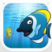 Swim - Hungry fish (Frenzy fish) icon