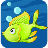 Swim - Fish feed and grow icon
