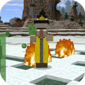 Mod Elemental Witches for MCPE icon