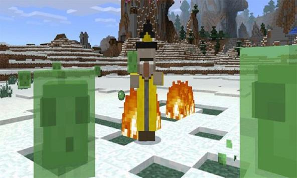 Mod Elemental Witches for MCPE apk screenshot