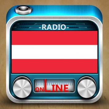 Austrian Rock Radio poster