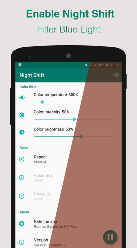 Night Shift Night Mode For Android Apk Download