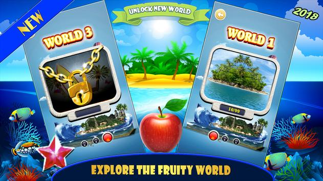 Fruit Splash Free Match 3 Jewels Island Adventure screenshot 3