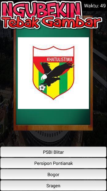 Tebak Gambar Logo Sepak Bola For Android Apk Download