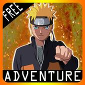 Ninja Shipuden Adventure Games icon