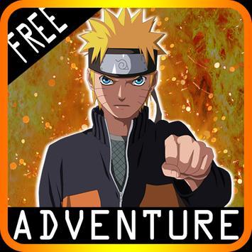 Ninja Shipuden Adventure Games poster