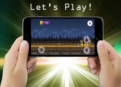 Ninja Shipuden Adventure Games apk screenshot