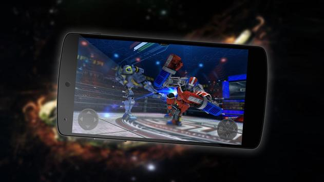 Guide for Real Steel WRB cheat apk screenshot