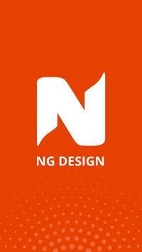 NG Design poster