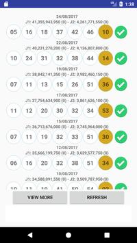 Vietlotto Power 6/55 apk screenshot