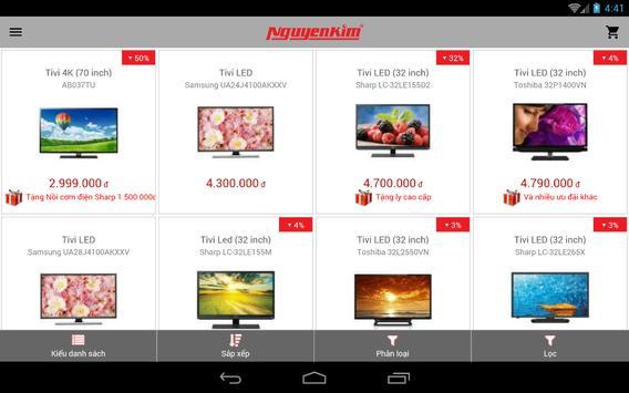Nguyen Kim Shopping apk screenshot