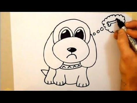 Drawing Lessons - Dogs poster