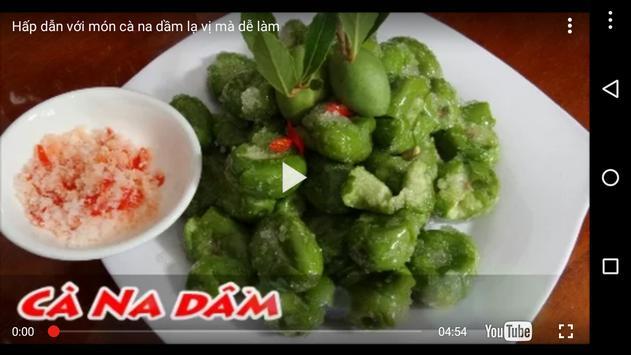 Món Ăn Ngon screenshot 2
