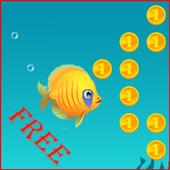 Fish Swimming Game Free icon