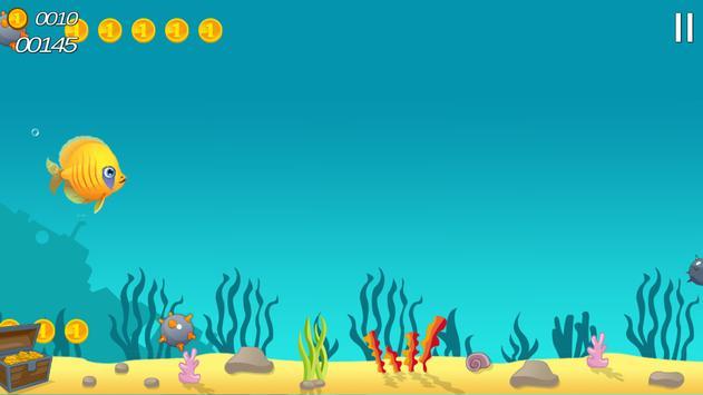 Fish Swimming Game Free screenshot 1