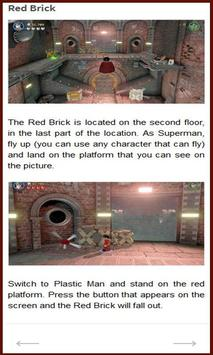Tip Guide Lego Batman 3 apk screenshot