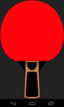 Ping Pong Paddles poster