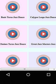 How to Jazz - Ballet Guide apk screenshot