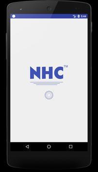 NHC APP poster