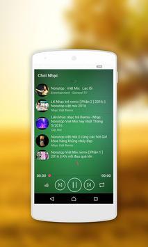 Nhạc Sàn Nhac San Remix Music screenshot 2