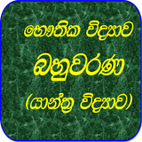 Physics MCQ-Sinhala