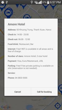 Hotels scanner apk screenshot