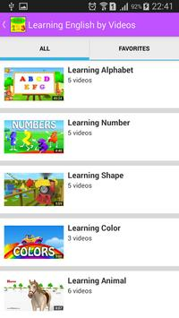 English for Kids screenshot 4