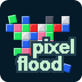 Pixel Flood icon