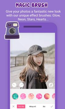 Beauty camera - Free photo editor screenshot 1
