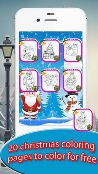 Christmas Coloring- kids&adult screenshot 1