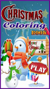 Christmas Coloring Games poster