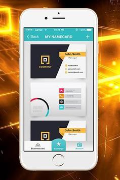 NameCards.IO apk screenshot