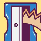 Sharpen a.Pencil icon