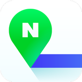 NAVER Map, Navigation ícone