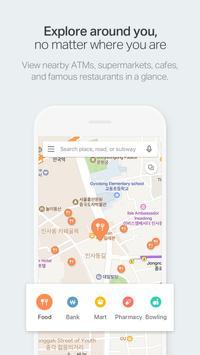 NAVER Map, Navigation apk imagem de tela