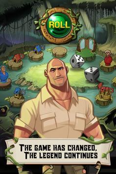 JUMANJI: THE MOBILE GAME poster