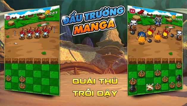 Dau Truong Manga apk screenshot