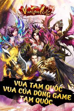 Vua Tam Quốc - Mộng Bá Vương poster